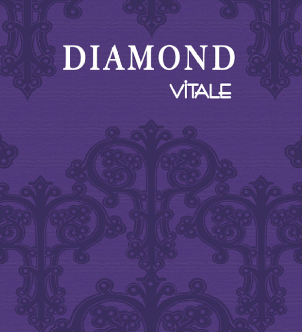 coperta catalog tapet decorativ Diamond