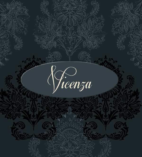 coperta catalog tapet decorativ Vicenza